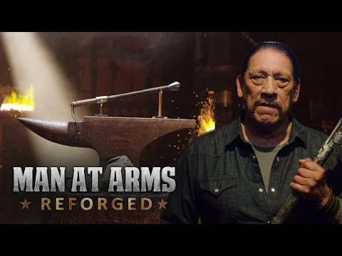 Trench Club from Battlefield 1 - MAN AT ARMS feat. Danny Trejo