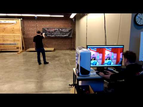 VRCADE VR Cave