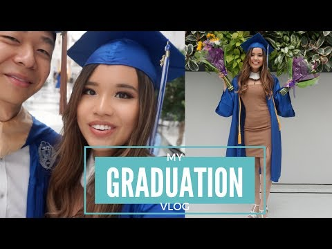 Get Ready With Me | For GRADUATION!!! ♥ Vlog