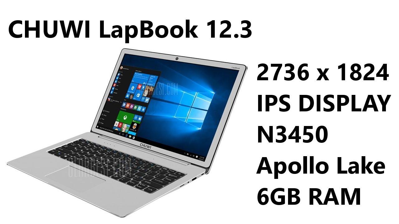 Resultado de imagen para Chuwi Lapbook 12.3