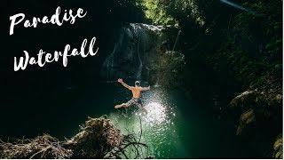 BOHOL is AMAZING - SECRET WATERFALL - Amazing Philippines