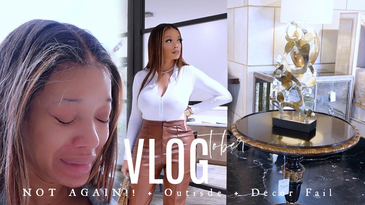 Download VLOGTOBER   OH NO NOT AGAIN! + I Don't Want to Move + Going Out   Peyton Charles