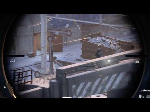 Sniper Ghost Warrior Contracts Bullet Shot |