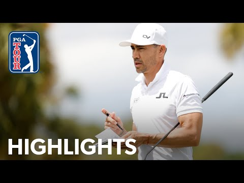 Highlights | Round 1 | Valero Texas Open | 2021