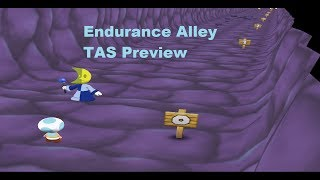 Mario Party 6 - Endurance Alley [Preview TAS]