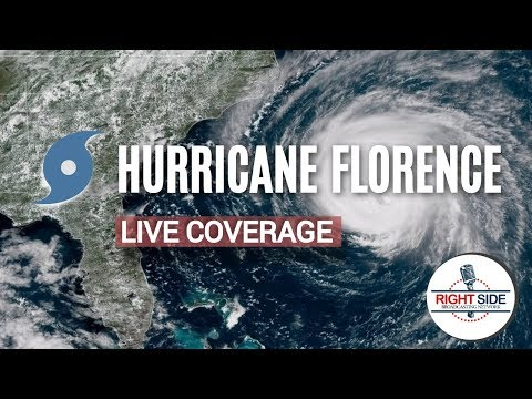 LIVE COVERAGE: HURRICANE FLORENCE \