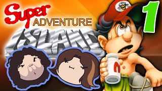 Super Adventure Island: Petrified! - PART 1 - Game Grumps