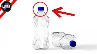 10 Trucos Con Botellas de Plástico o Life Hacks - Experimentos Caseros - LlegaExperimentos thumbnail