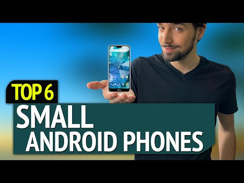 BEST SMALL ANDROID PHONES! (2020)