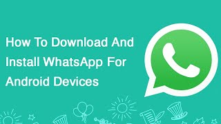#how #to #install #whatsapp #and #full #setup #in #bangla