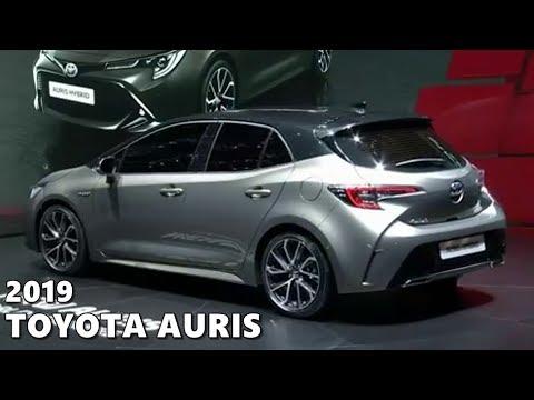 Toyota Geneva Motor Show 2018 Press Conference - Auris Hybrid Debut