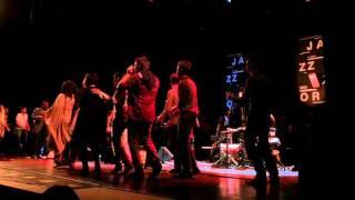 Jason Moran - Fats Waller dance party | Jazzdor 2015