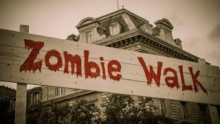 ► Zombie Walk (Paris 2014)