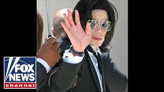 Michael Jackson publicist holds press conference defending singer's legacy