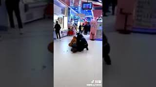 Funny Video In Tik Tok China!Funny Chinese Brown Tiddy Bear #37
