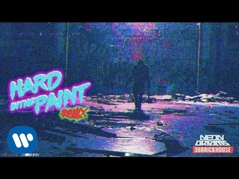 Hard In The Paint - Neon Dreams Remix