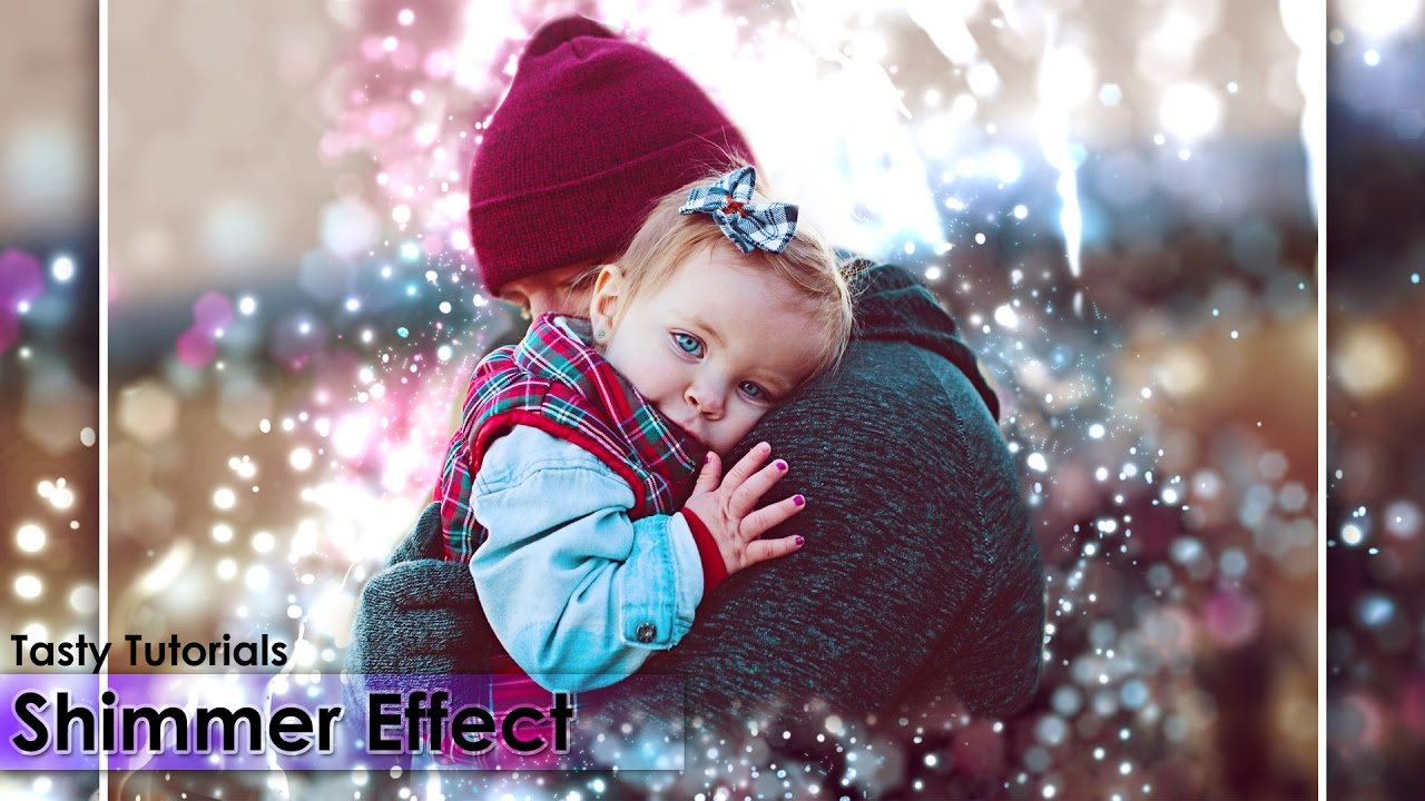 Shimmer photo effect photoshop cs6 tutorial youtube shimmer photo effect photoshop cs6 tutorial baditri Images