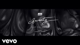Смотреть клип Saay Ft. Crush - Sweaty
