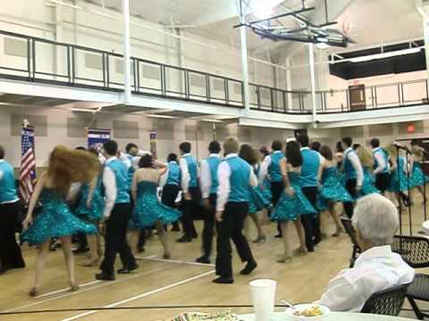 ?? Kiwanis Christmas Party 12-19-12 Carolina Forest High School Show Choir 1
