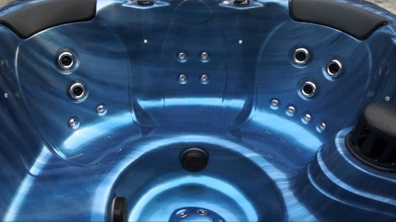 6 person hot tub albany - YouTube