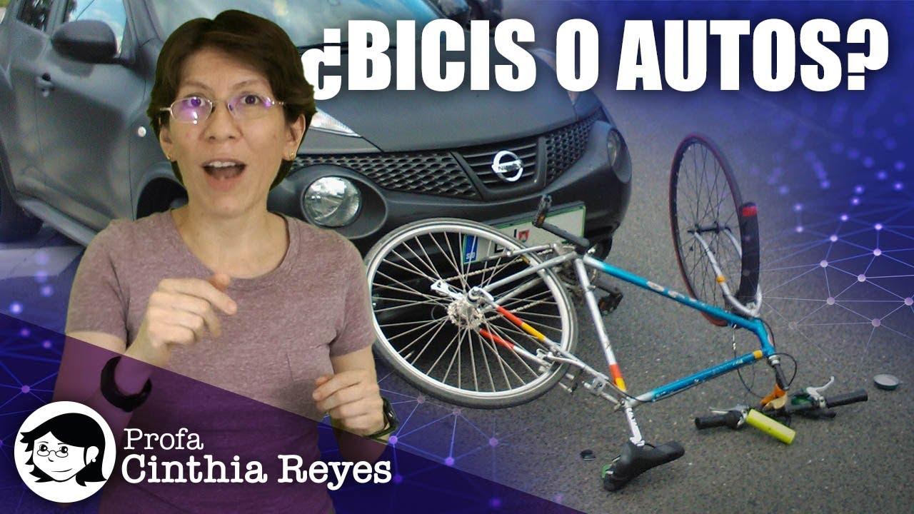 La batalla entre bicicletas y automóvies, ¿quién ganará?