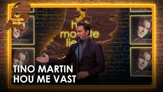 Tino Martin zingt 'Hou me vast' van Volumia in Het mooiste liedje
