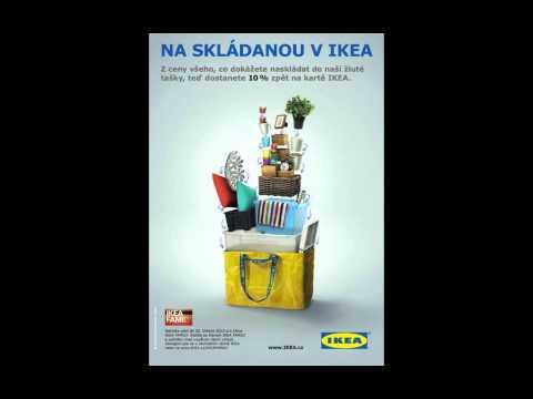 Na skládanou v IKEA