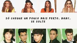 Cnco Little Mix Reggaetn Lento Remix Tradu o PT BR.mp3