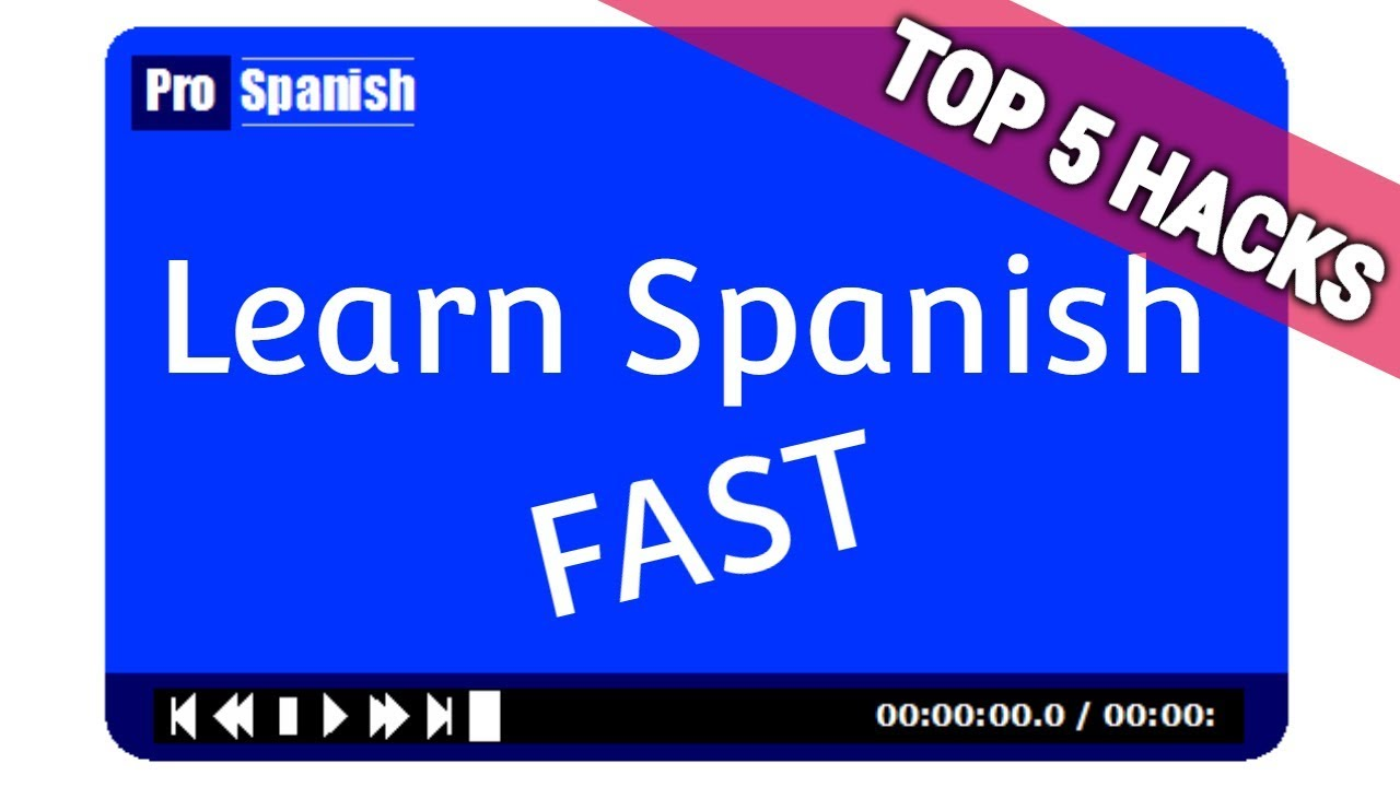 How to Learn to Speak Spanish foto