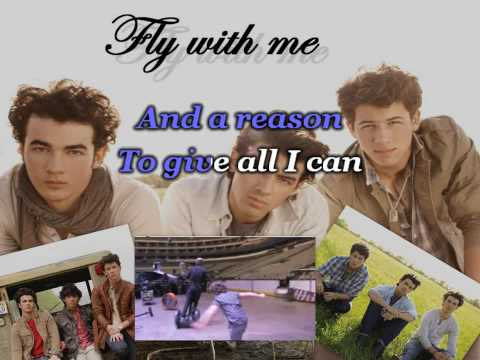 Fly with me KaraokeInstrumental Jonas Brothers