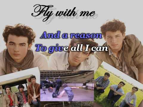 Fly with me (Karaoke/Instrumental) Jonas Brothers