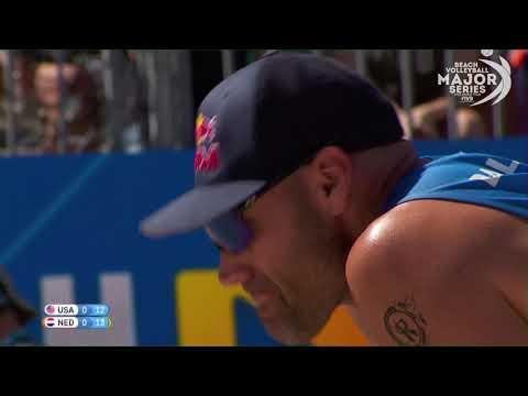 Dalhausser/Lucena vs Brouwer/Meeuwsen (Quarterfinals) FORT LAUDERDALE 2018