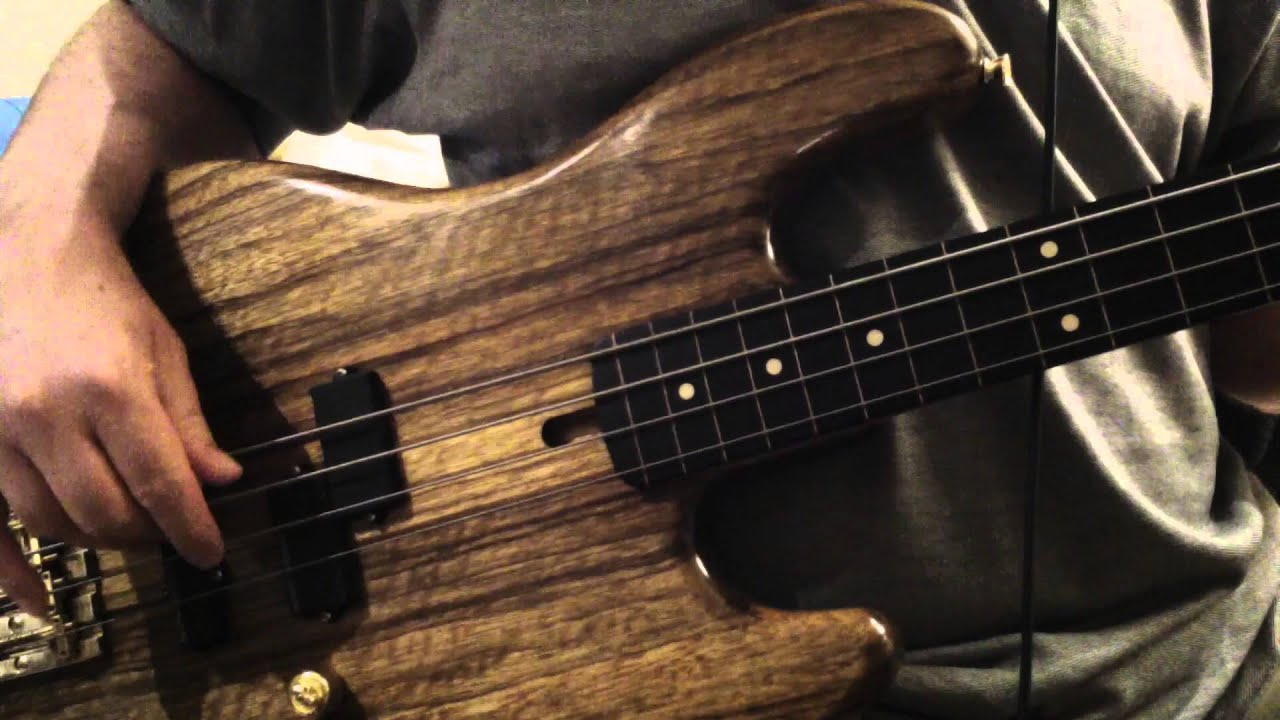 warmoth fretless bass rear pickup youtube. Black Bedroom Furniture Sets. Home Design Ideas
