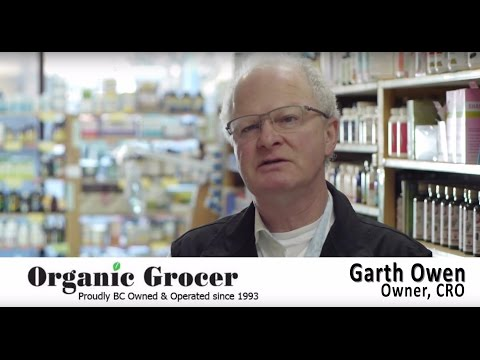 Organic Grocer - Excellence in Healthcare