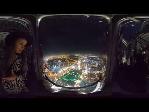 At The Top Burj Khalifa Sky (148th floor) – Dubai – 360 | Ne Tammelat