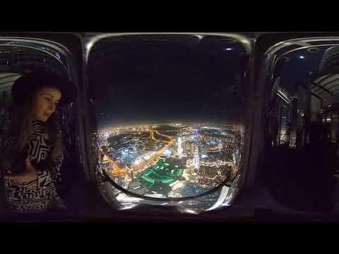 At The Top Burj Khalifa Sky (148th floor) – Dubai – 360 | Ne Tammelat