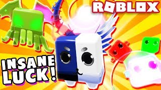 GETTING EVERY LEGENDARY PET FROM THE ULTIMATE REBIRTH EGG IN ROBLOX!