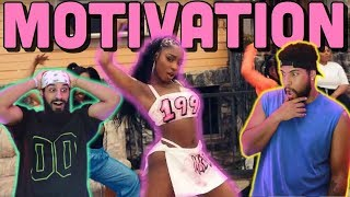 NORMANI - MOTIVATION (OFFICIAL MUSIC VIDEO REACTION)