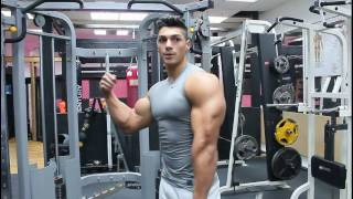 2016 - Raw Triceps workout by Andei Deiu