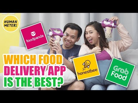 Which Food Delivery App Is The Best? | HumanMeter