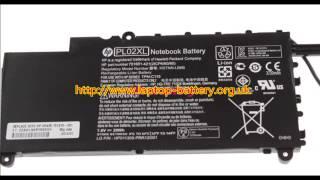 7.6V/3800mAh HP Pavilion 11X360, HSTNN-LB6B, PL02XL battery