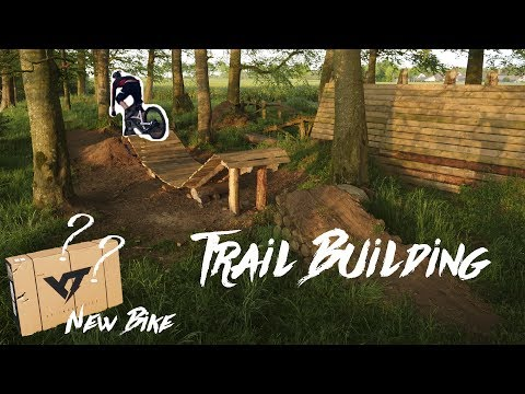 Building A WHALE TAIL - Over The Bars Crash And NEW BIKE??