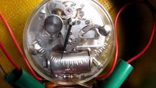 Reform self-winding mantel clock (4.5v)