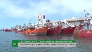 """Crisis pesquera: """"La mala política económica de 2008 a 2015 perjudicó mucho la industria"""""""