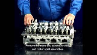 Chery Amulet Forza ZAZ Vida ремонт головки клапанів