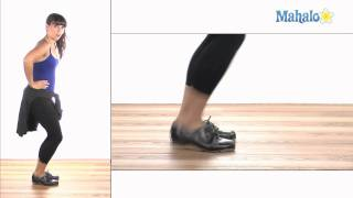 How to Do Paradiddles in Tap Dance
