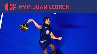 Juan Lebrón: MVP Estrella Damm Barcelona Master 2020 | World Padel Tour