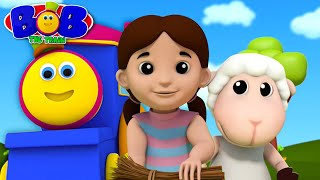 Gambar cover Little Bo Peep + More Nursery Rhymes & Kids Collection Songs by Bob The Train