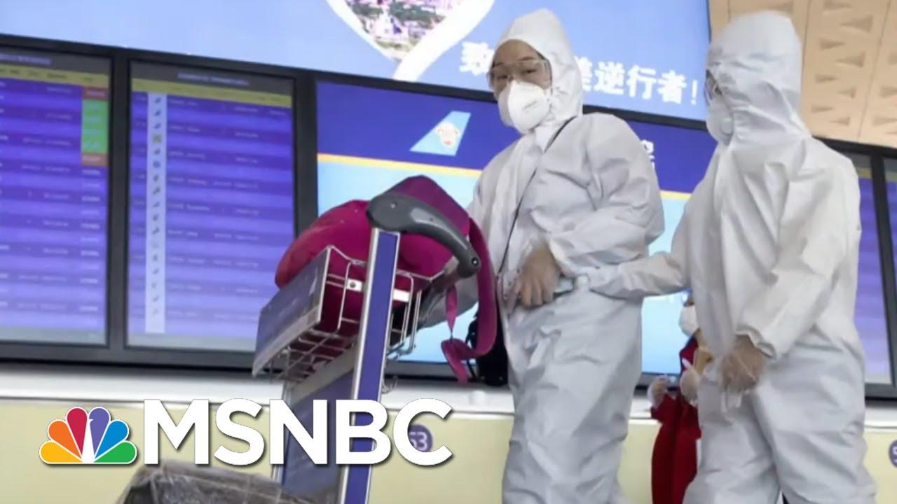 Despite Trump's Accusations, Intel Chief Concludes Coronavirus Not Created In Lab | MSNBC