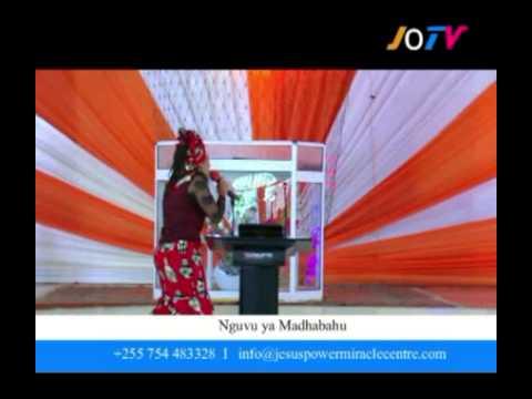 Nguvu ya Madhabahu - Pastor Jennifer Cormack - Arusha Tanzania